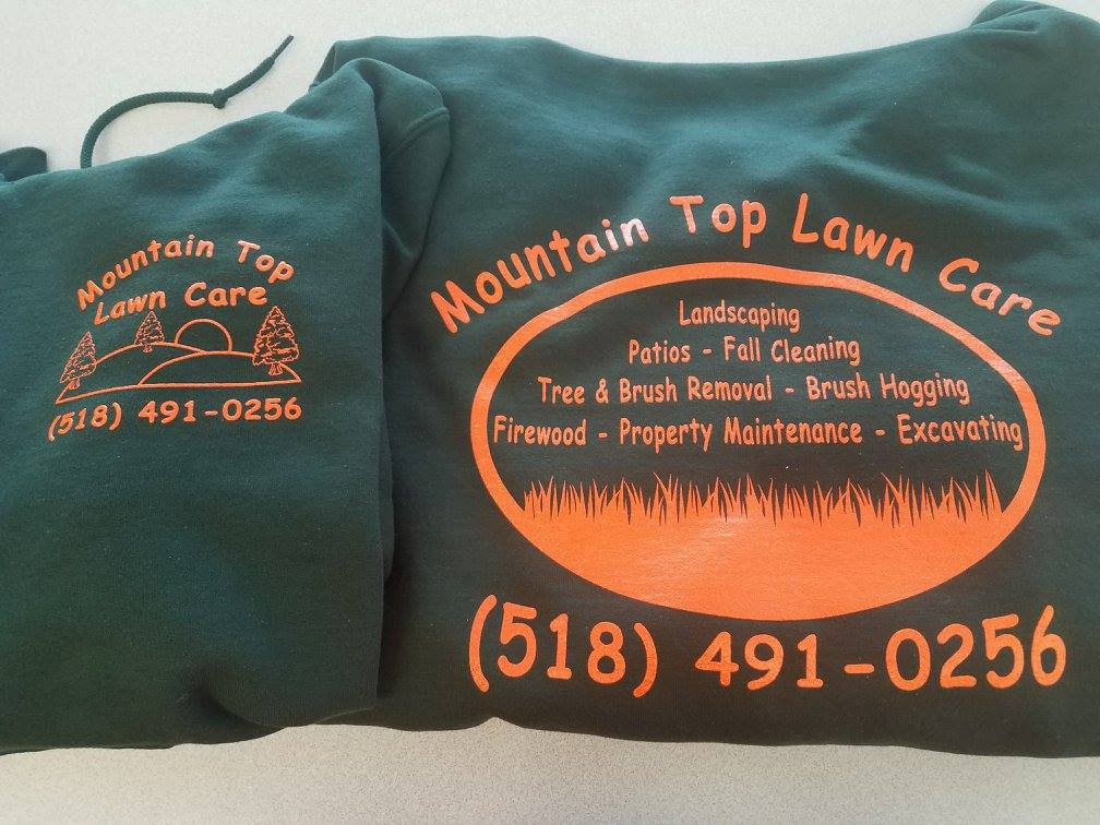 Screen Printing Services: Round Top & Greene County, NY
